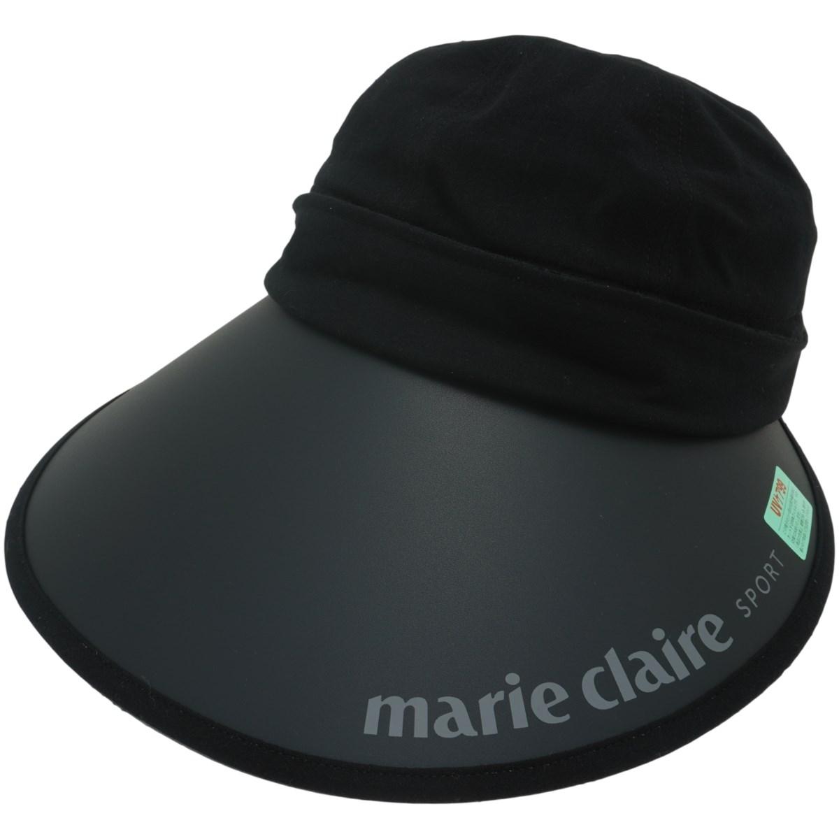 マリクレール marie claire 2WAYキャップ フリー ブラック レディス