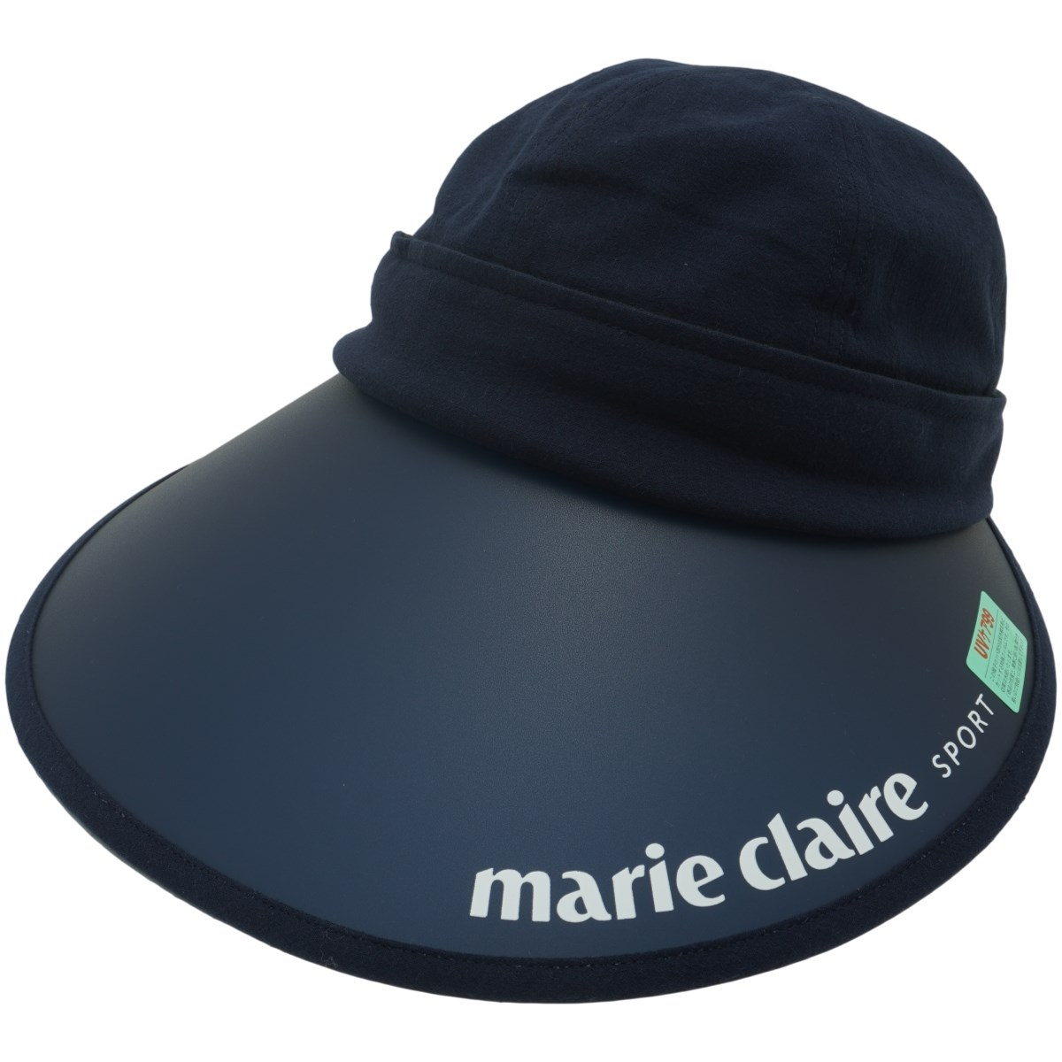 マリクレール marie claire 2WAYキャップ フリー ネイビー レディス