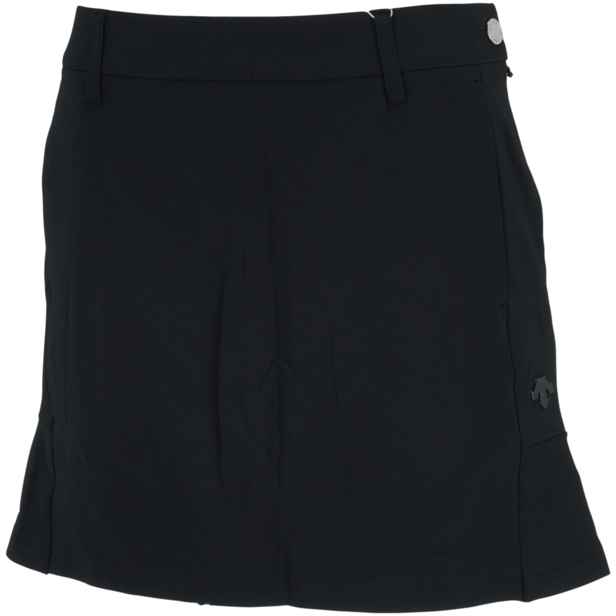 デサントゴルフ DESCENTE GOLF ストレッチシャドーへリンボンスカート 64 ブラック 00 レディス