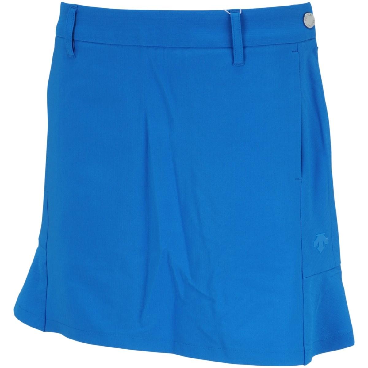 デサントゴルフ DESCENTE GOLF ストレッチシャドーへリンボンスカート 70 ブルー 00 レディス