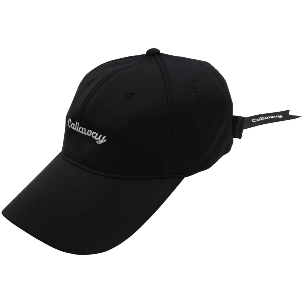 キャロウェイゴルフ Callaway Golf バックリボンキャップ フリー ブラック 010 レディス