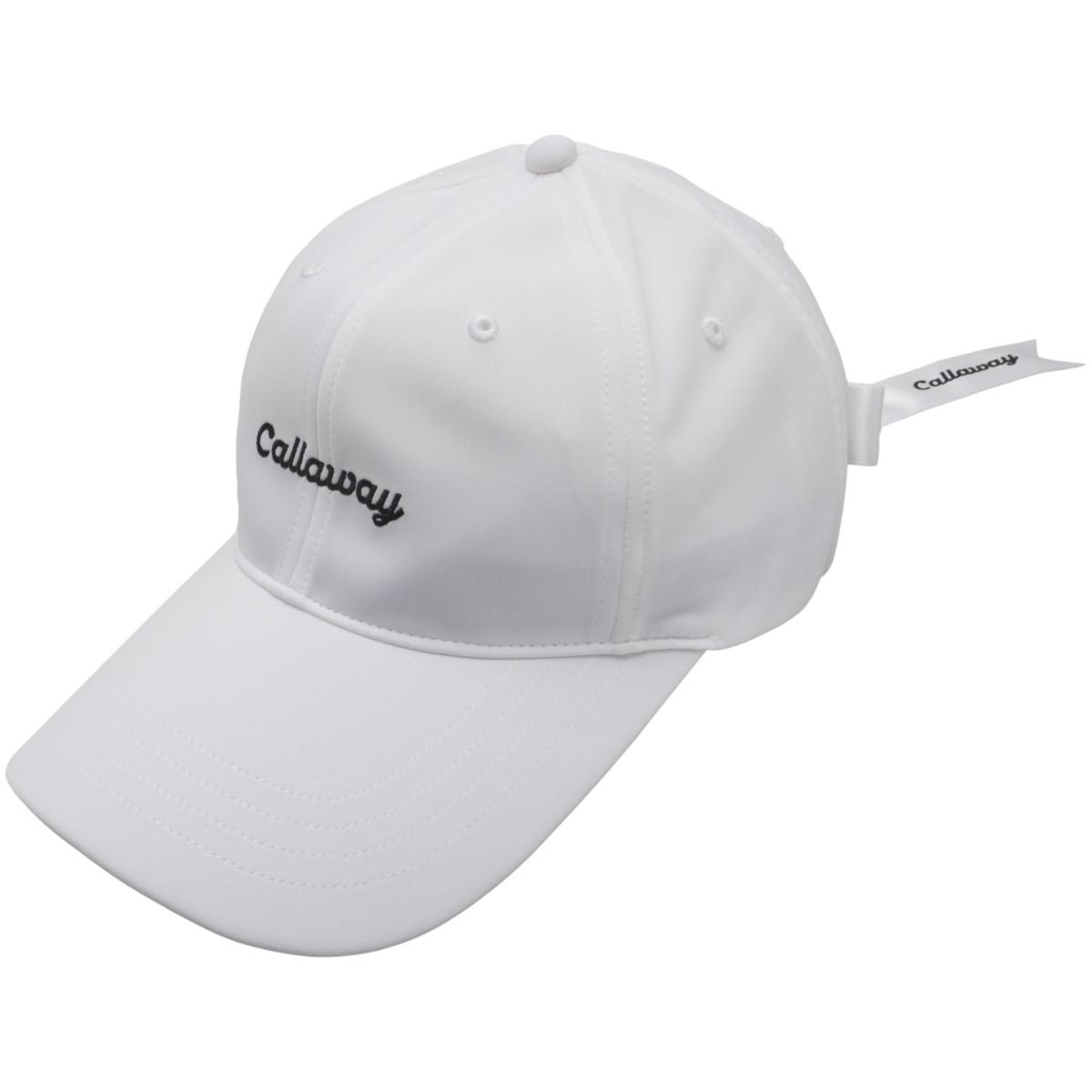 キャロウェイゴルフ Callaway Golf バックリボンキャップ フリー ホワイト 030 レディス