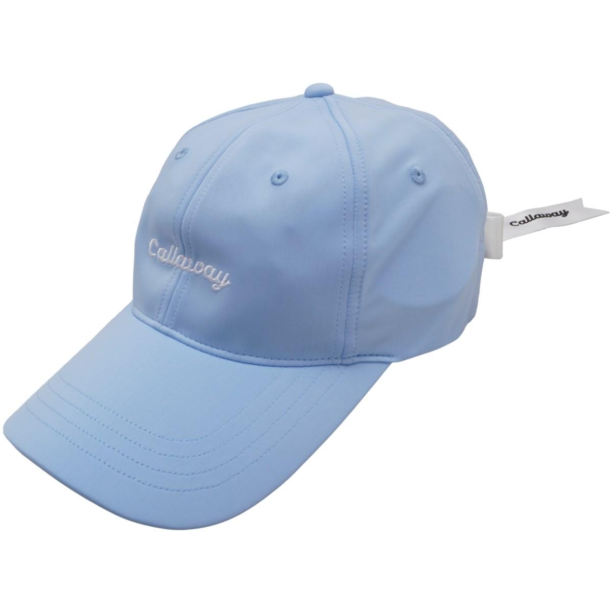 キャロウェイゴルフ Callaway Golf バックリボンキャップ フリー ブルー 112 レディス