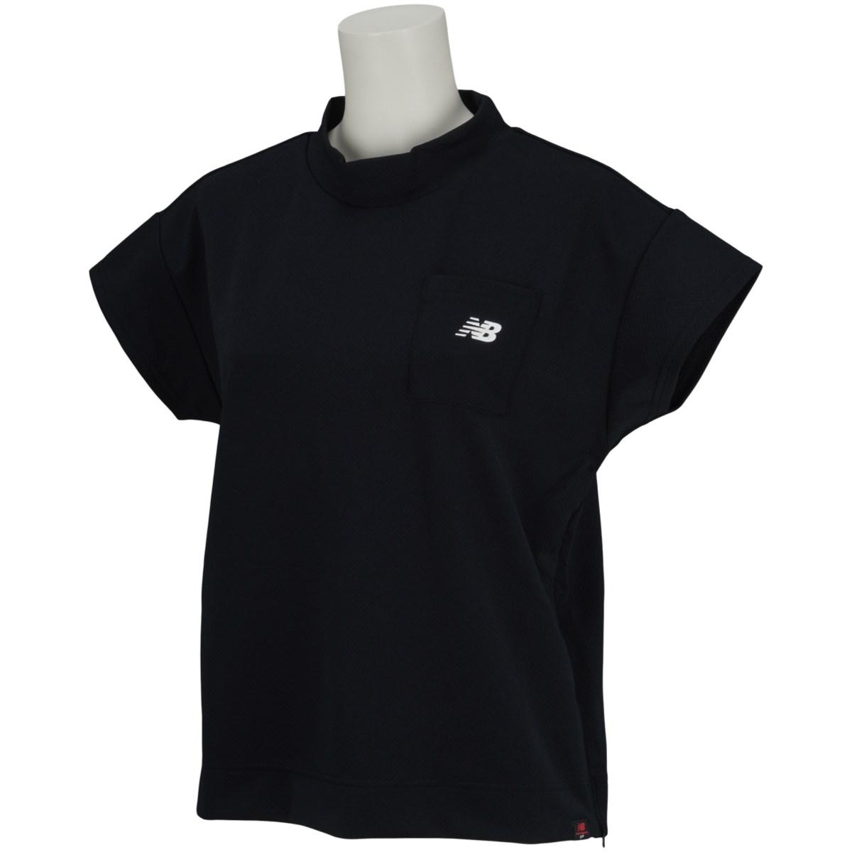 ニューバランス New Balance SPORT 半袖Tシャツ 0 ブラック 010 レディス