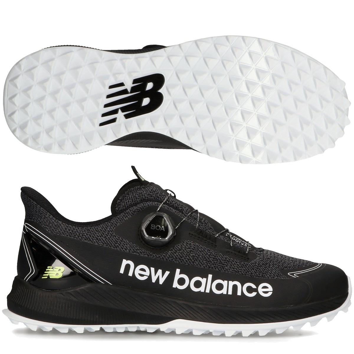 ニューバランス New Balance NSスパイクレスBOAシューズ MGS1001 27cm ブラック