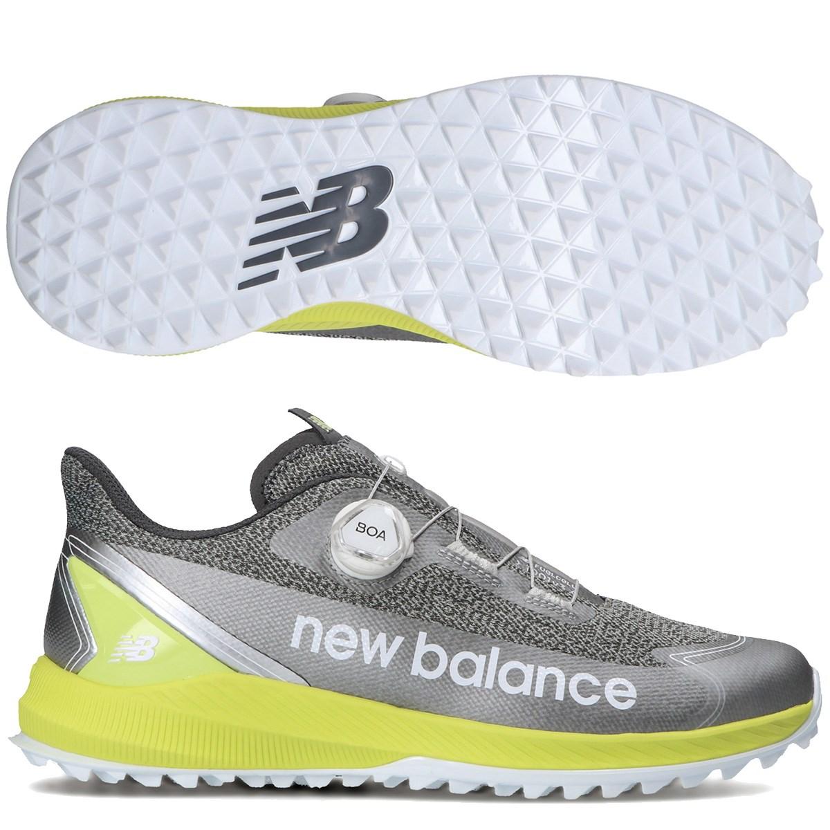 ニューバランス New Balance NSスパイクレスBOAシューズ MGS1001 24.5cm グレー