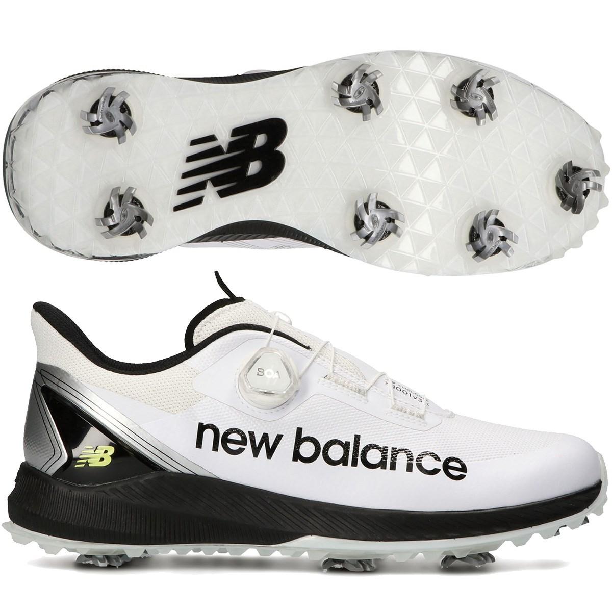 ニューバランス New Balance NSソフトスパイクBOAシューズ MGB1001 26.5cm ホワイト