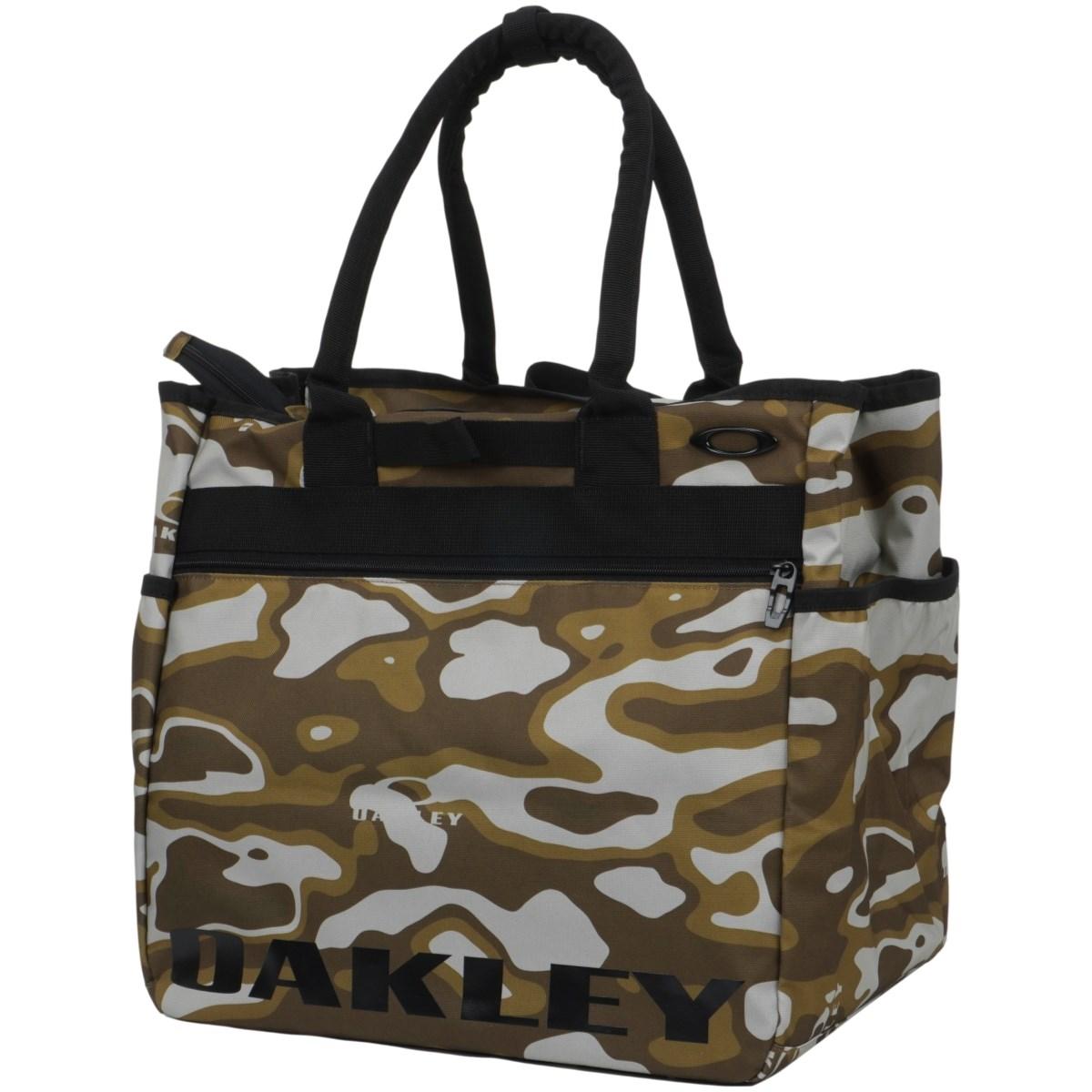 オークリー OAKLEY トートバッグ 15.0 ブラウンプリント