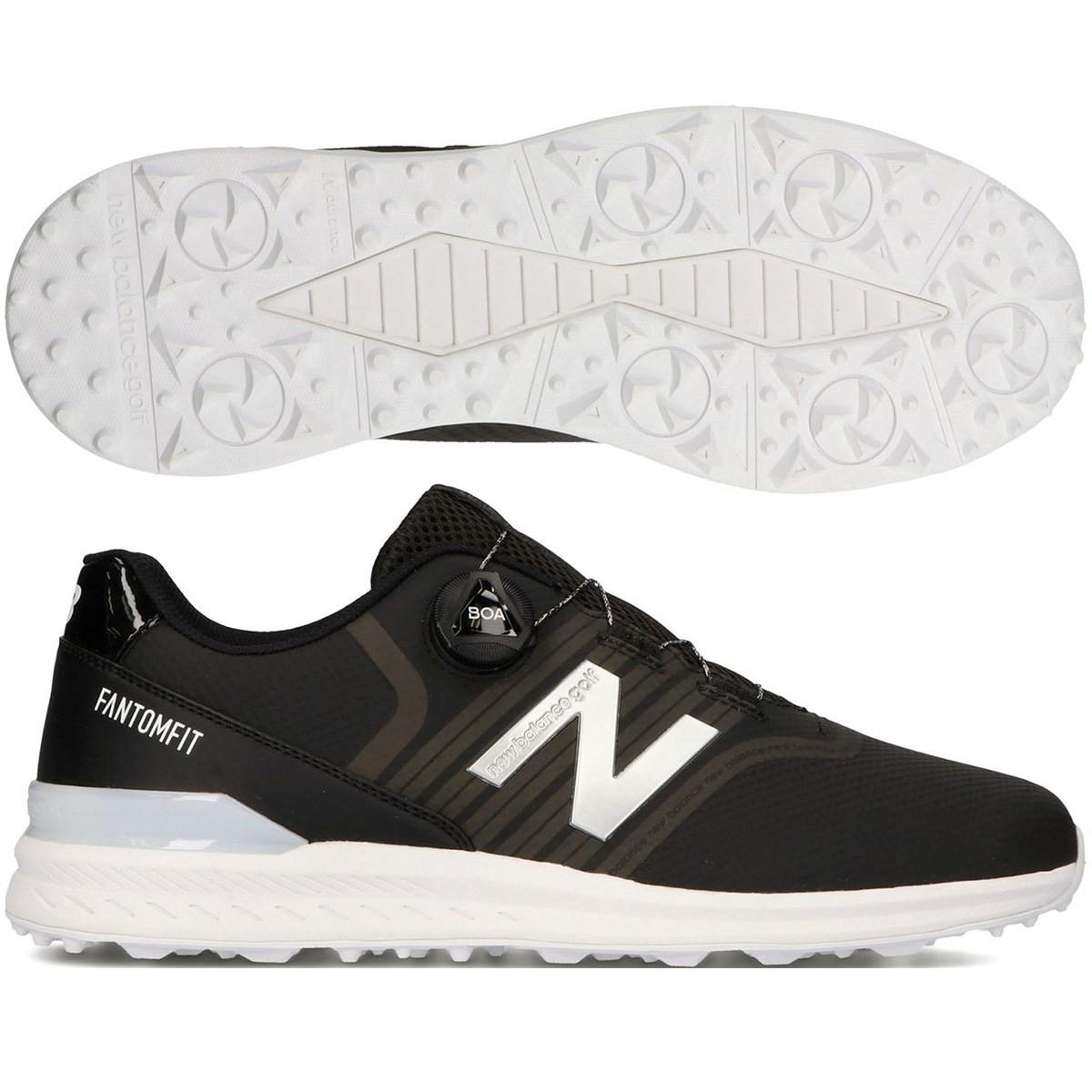ニューバランス New Balance スパイクレスBOA シューズ UGBS996 28cm ブラック