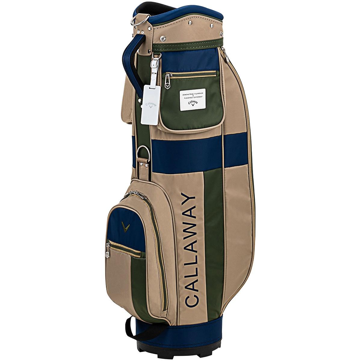 キャロウェイゴルフ Callaway Golf BG CG CRT SPL WMS キャディバッグ ベージュ レディス
