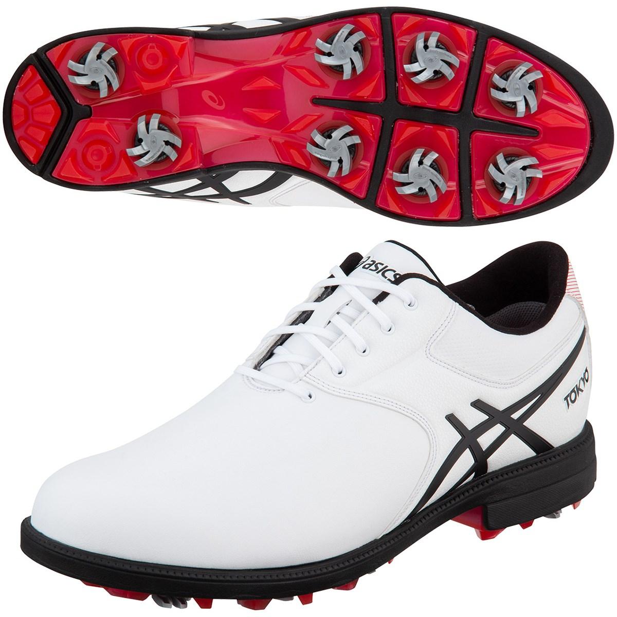 アシックス ASICS GEL-ACE LEGENDMASTER2 TOKYO ゴルフシューズ 26.5cm ホワイト/ブラック