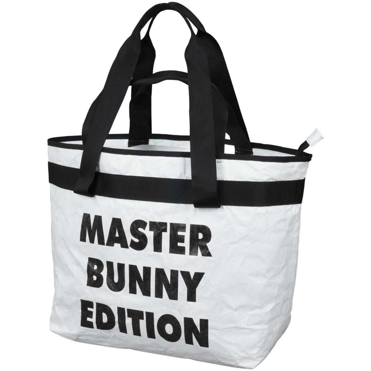 マスターバニーエディション MASTER BUNNY EDITION タイベックトートバッグ ホワイト 030