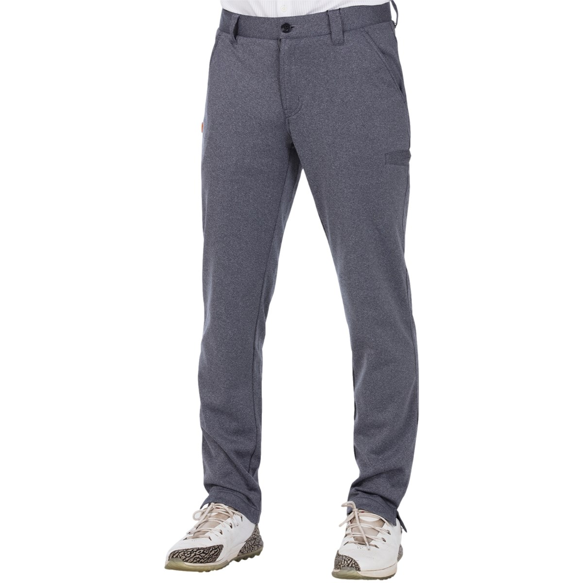 GDO オリジナル GDO ORIGINAL 7ポケットボンディングパンツ 股下73cm 3:ウエスト目安81-83 杢ブルー