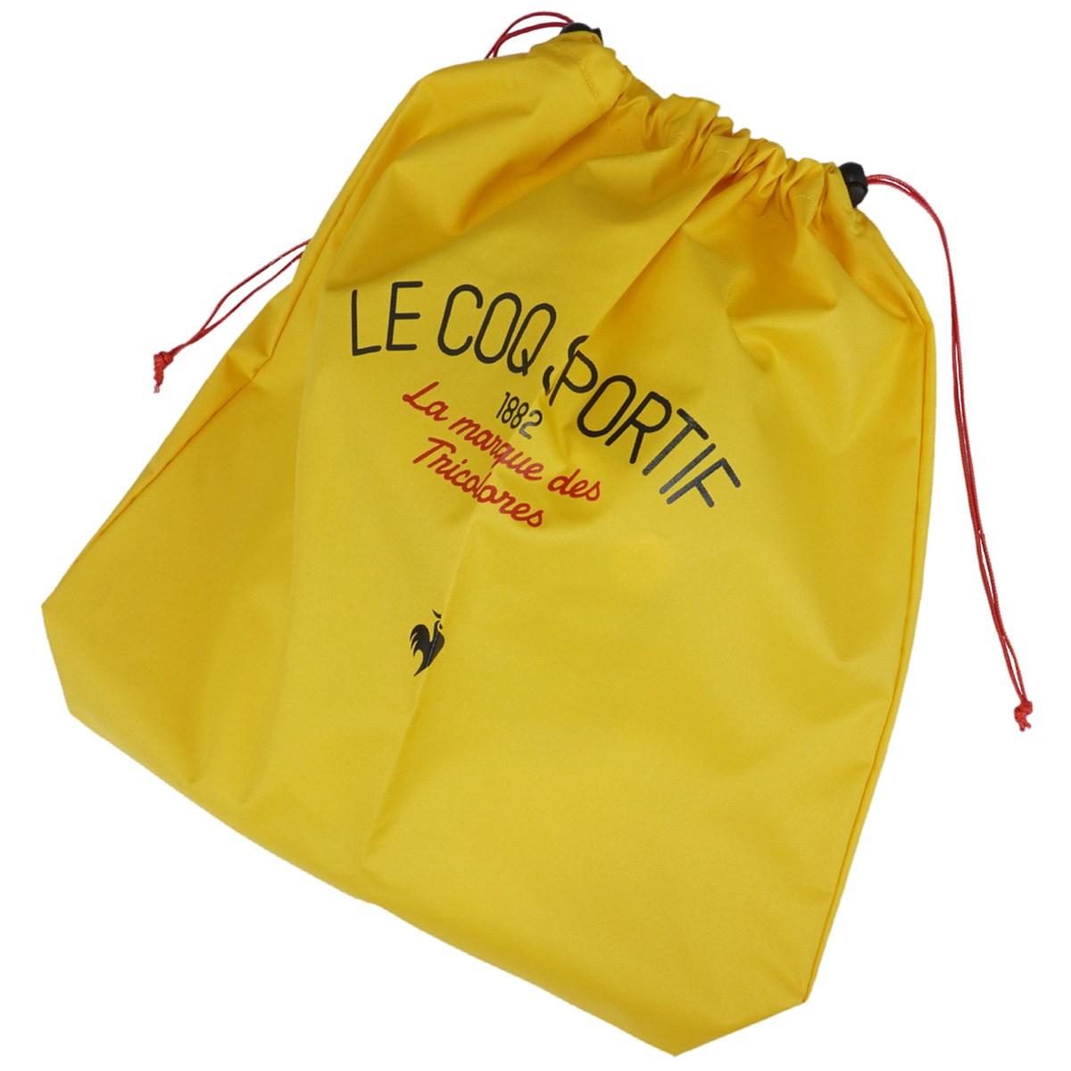 [2021年モデル] ルコックゴルフ Le coq sportif GOLF シューズケース イエロー 00 レディース