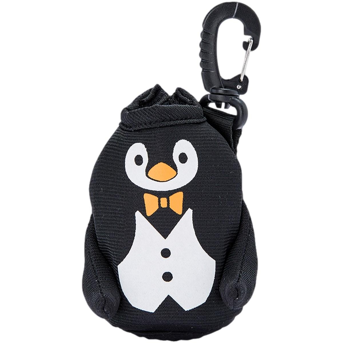 [2021年モデル] マンシングウェア Munsingwear ペンギン型ボールホルダー ブラック 00 メンズ ゴルフ