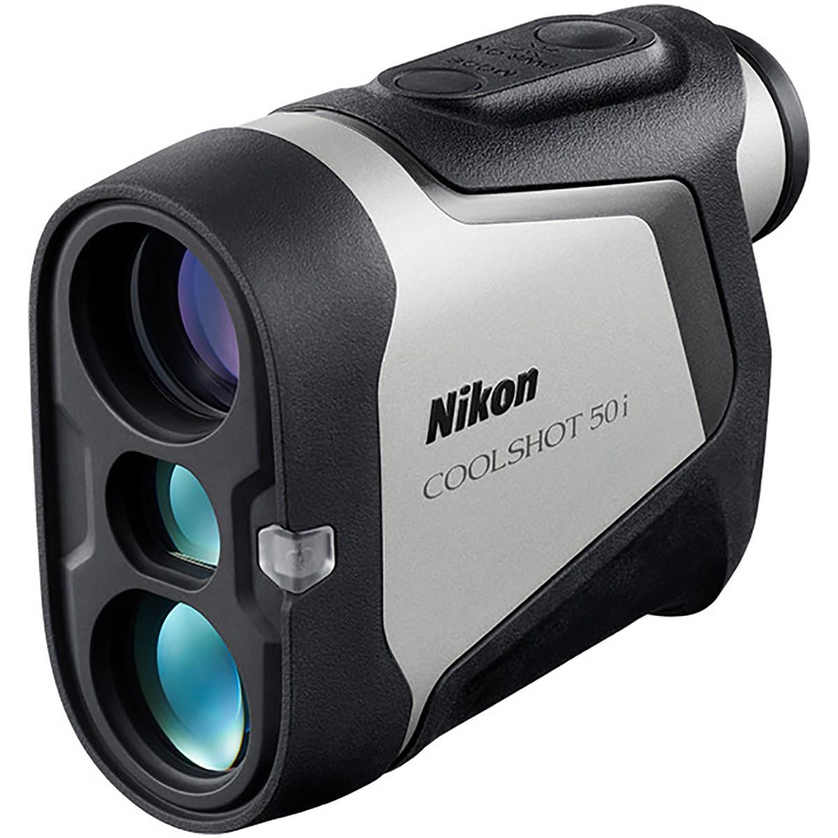 ニコン NIKON COOLSHOT 50i ブラック/シルバー