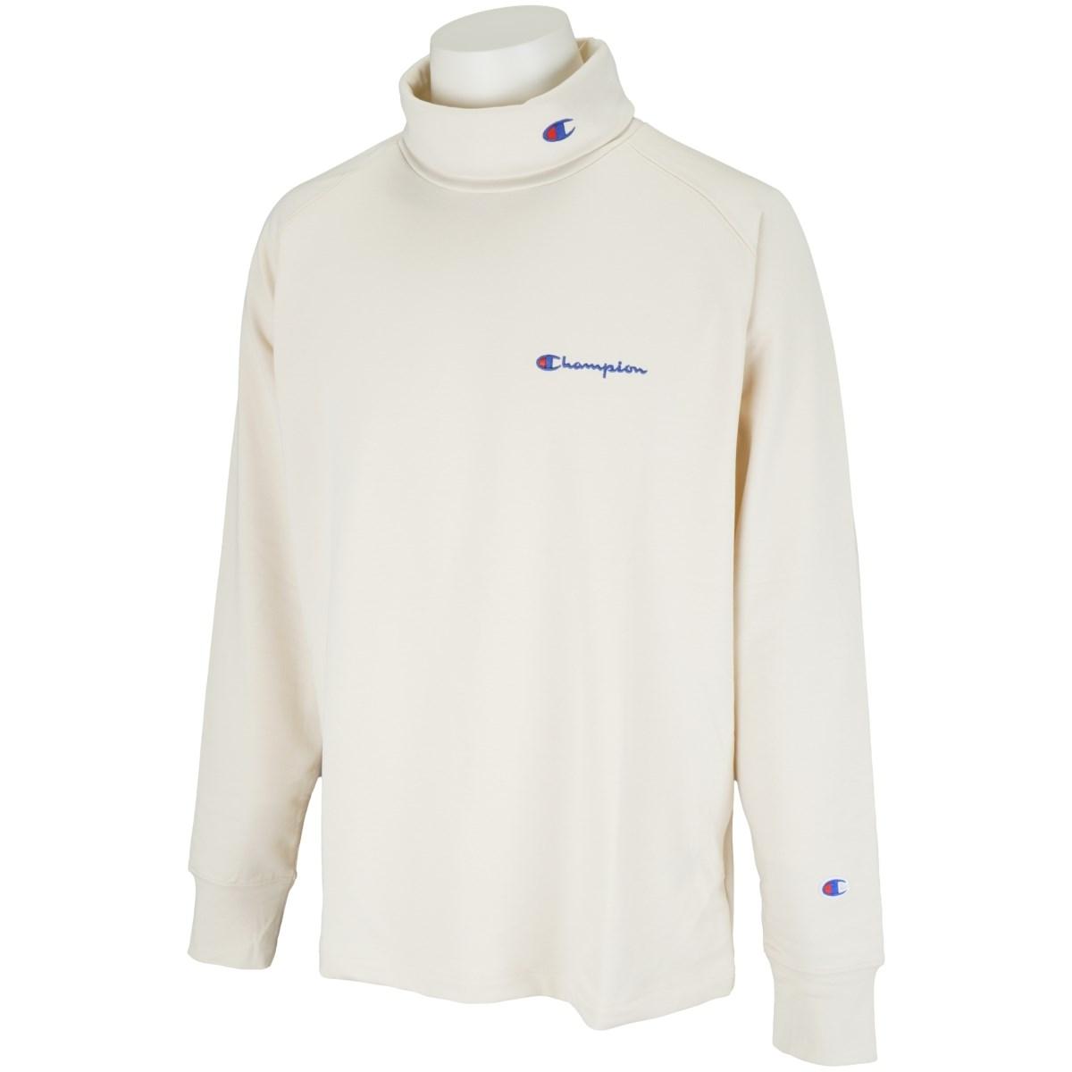 チャンピオンゴルフ Champion GOLF タートルネック長袖シャツ XL オフホワイト 020