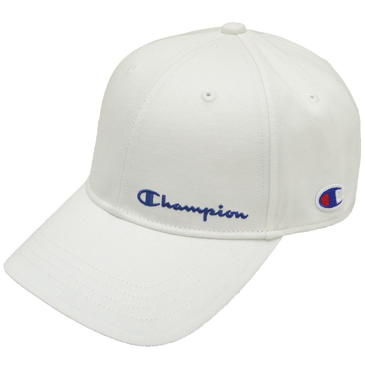 チャンピオンゴルフ Champion GOLF キャップ フリー ホワイト 010