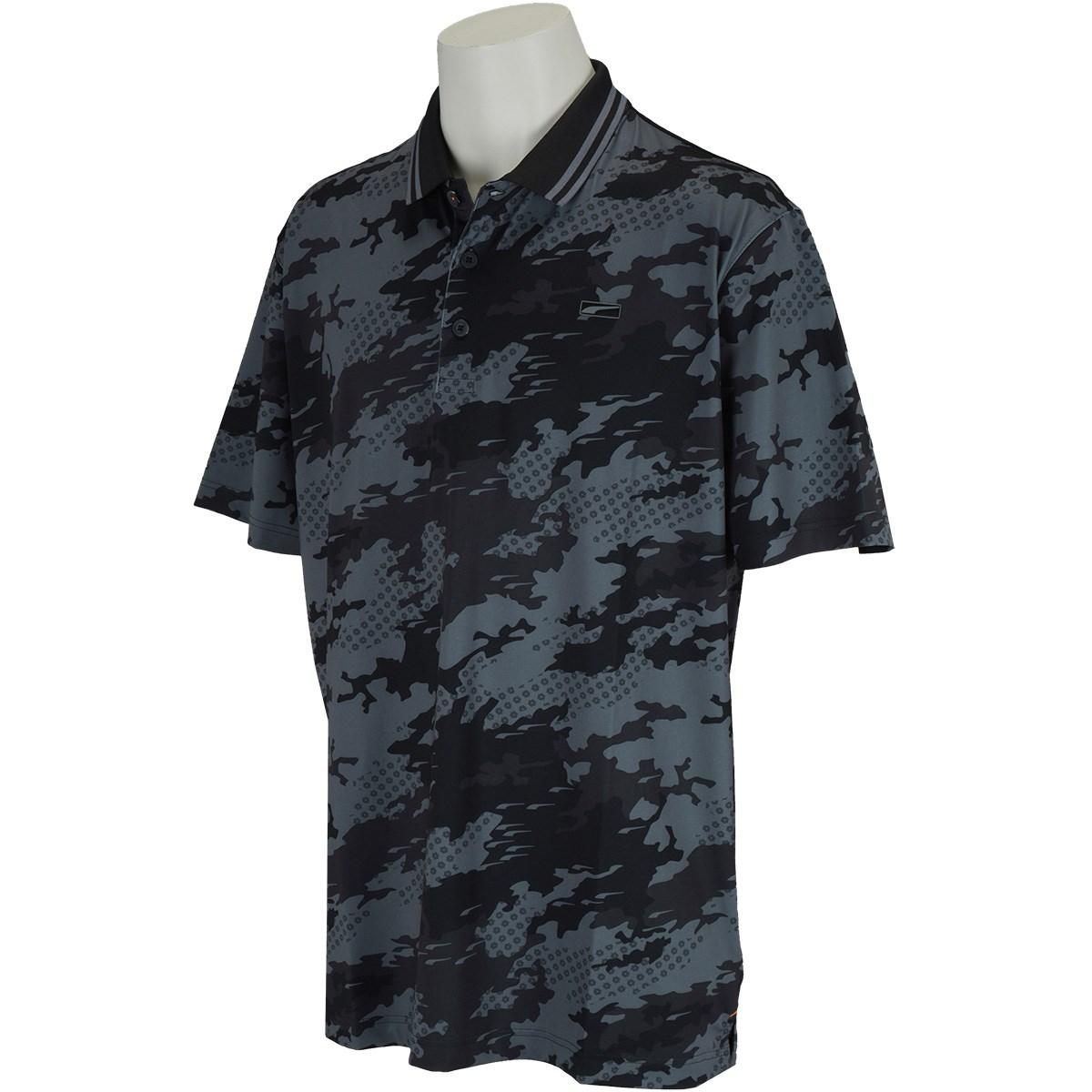 プーマ PUMA X カモフラージュ 半袖ポロシャツ XL プーマ ブラック 02 【USモデル】