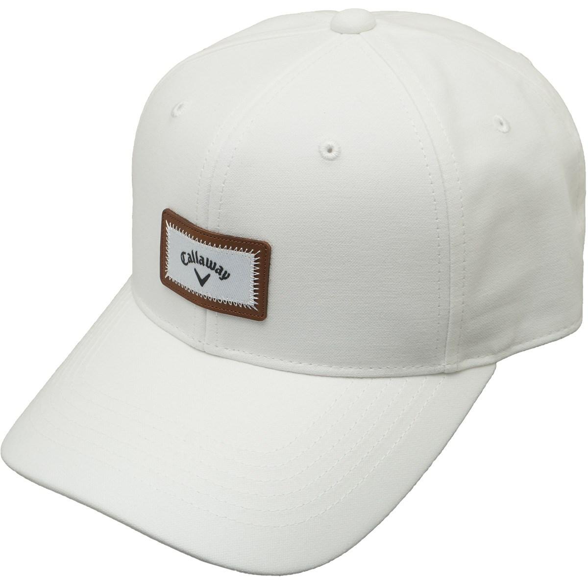 キャロウェイゴルフ Callaway Golf モチーフキャップ フリー ホワイト 1030