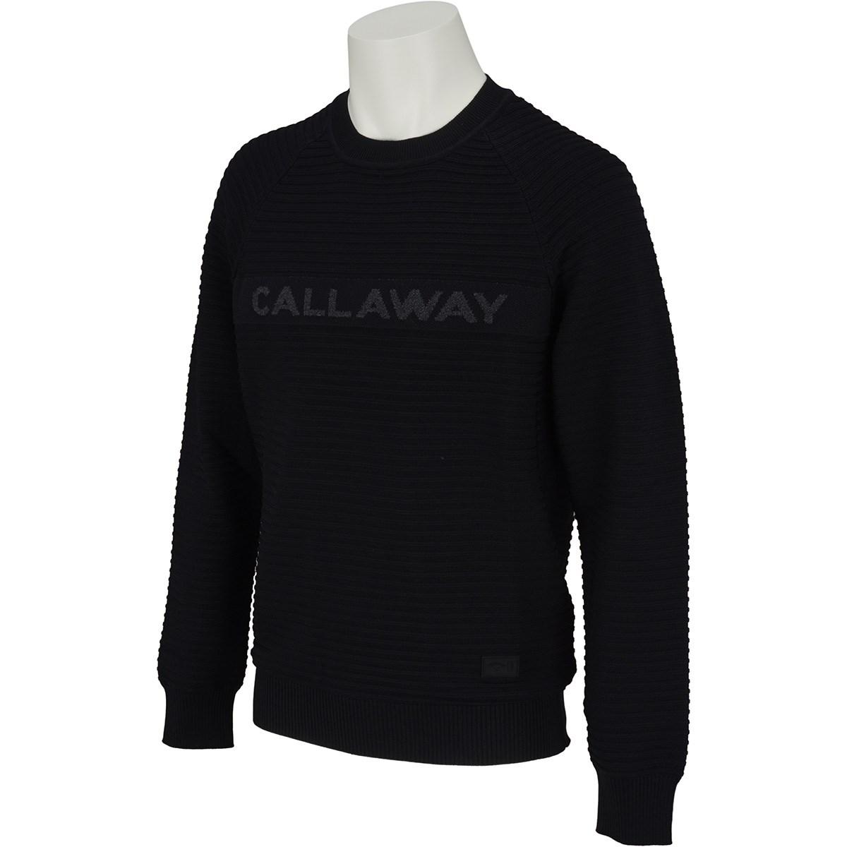 キャロウェイゴルフ Callaway Golf ガーターセーター L ブラック 1010