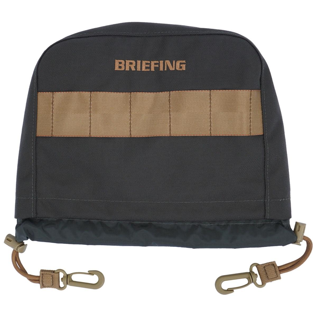 ブリーフィング BRIEFING COYOTE アイアンカバー 2 スティール 011