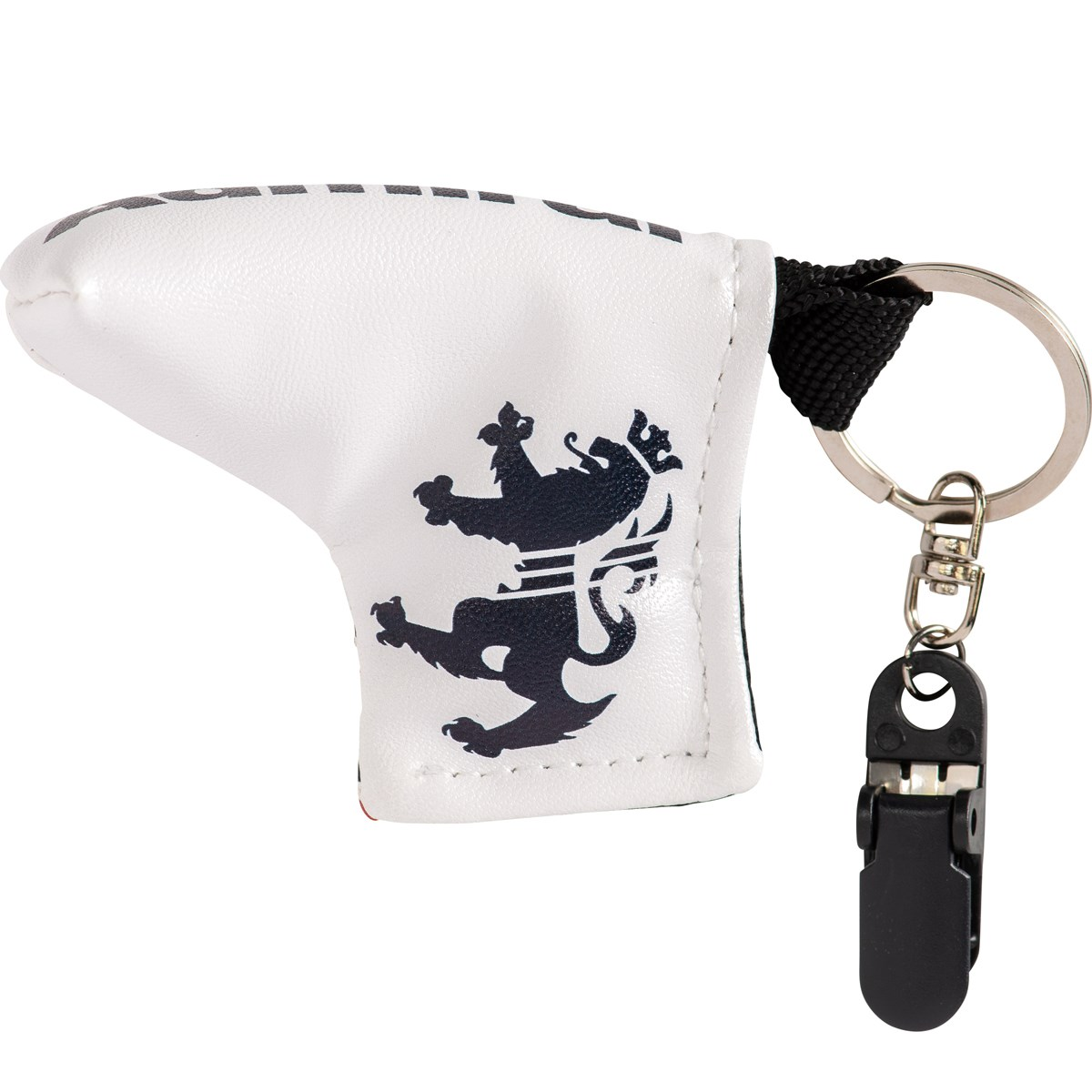 アドミラル Admiral ピンタイプパターカバー型 パターキャッチャー ホワイト 00