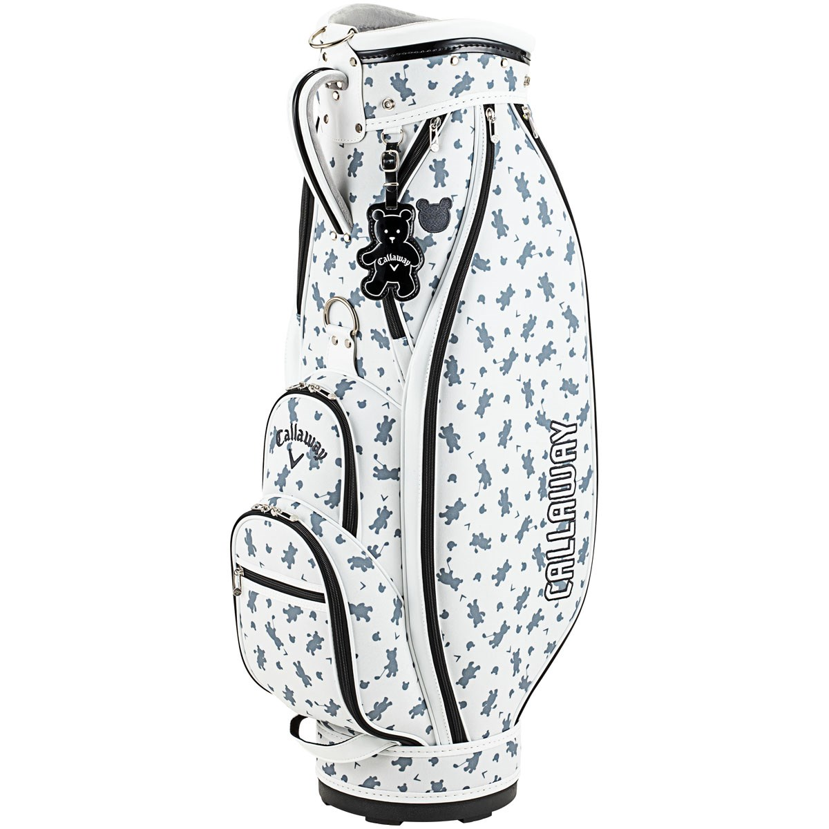 キャロウェイゴルフ Callaway Golf BEAR キャディバッグ ホワイト レディス