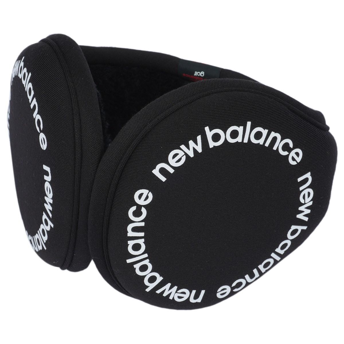 ニューバランス New Balance SPORT イヤーマフ ブラック フリー