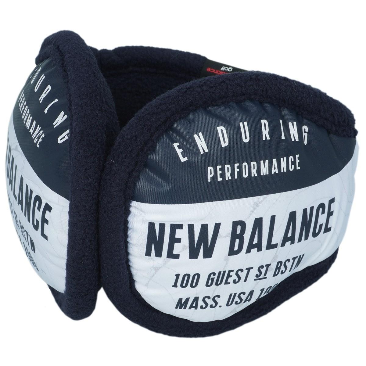 ニューバランス New Balance METRO イヤーマフ ホワイト フリー