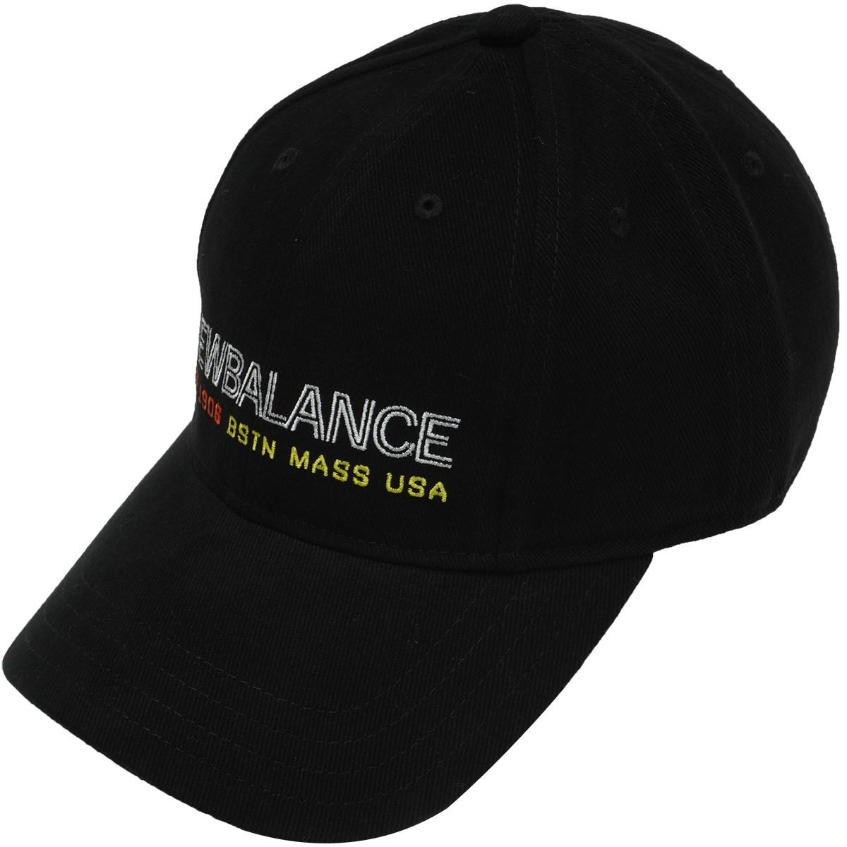 ニューバランス New Balance METRO キャップ フリー ブラック