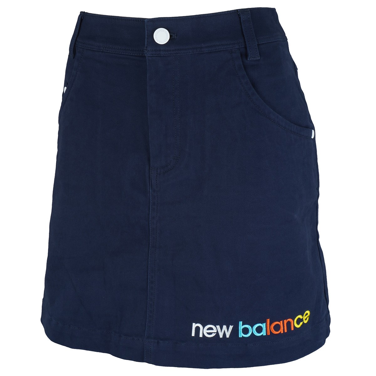 ニューバランス New Balance SUNNY PAC ストレッチスカート 1 ネイビー レディス