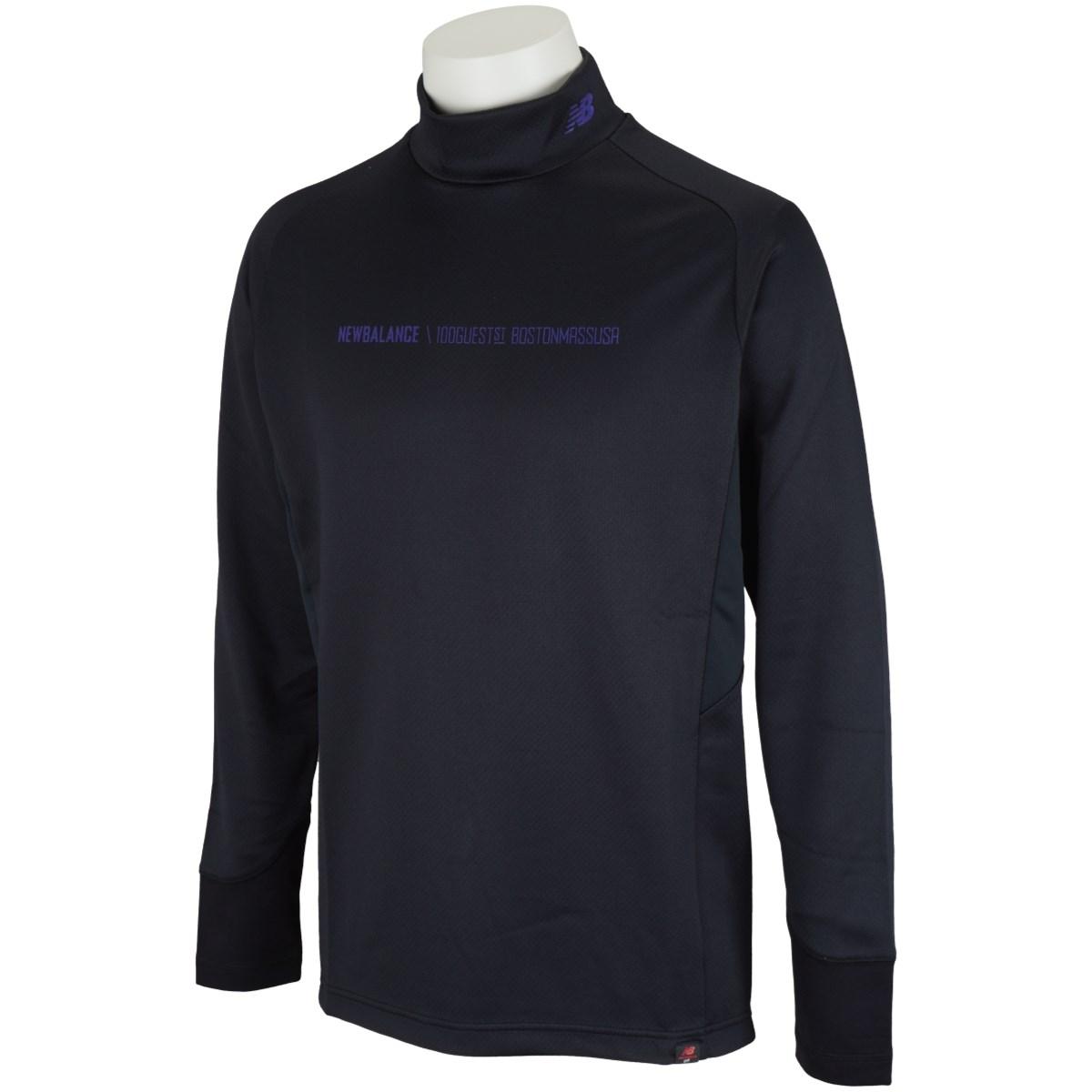 ニューバランス New Balance SPORT 長袖シャツ 5 ブラック