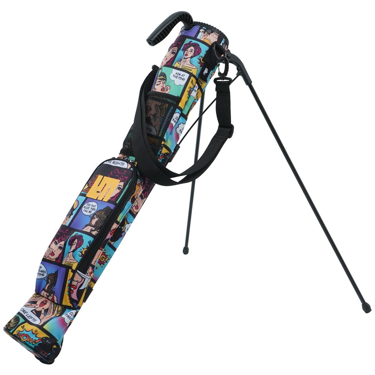 ラウドマウスゴルフ Loud Mouth Golf スタンドクラブケース PSSST 265